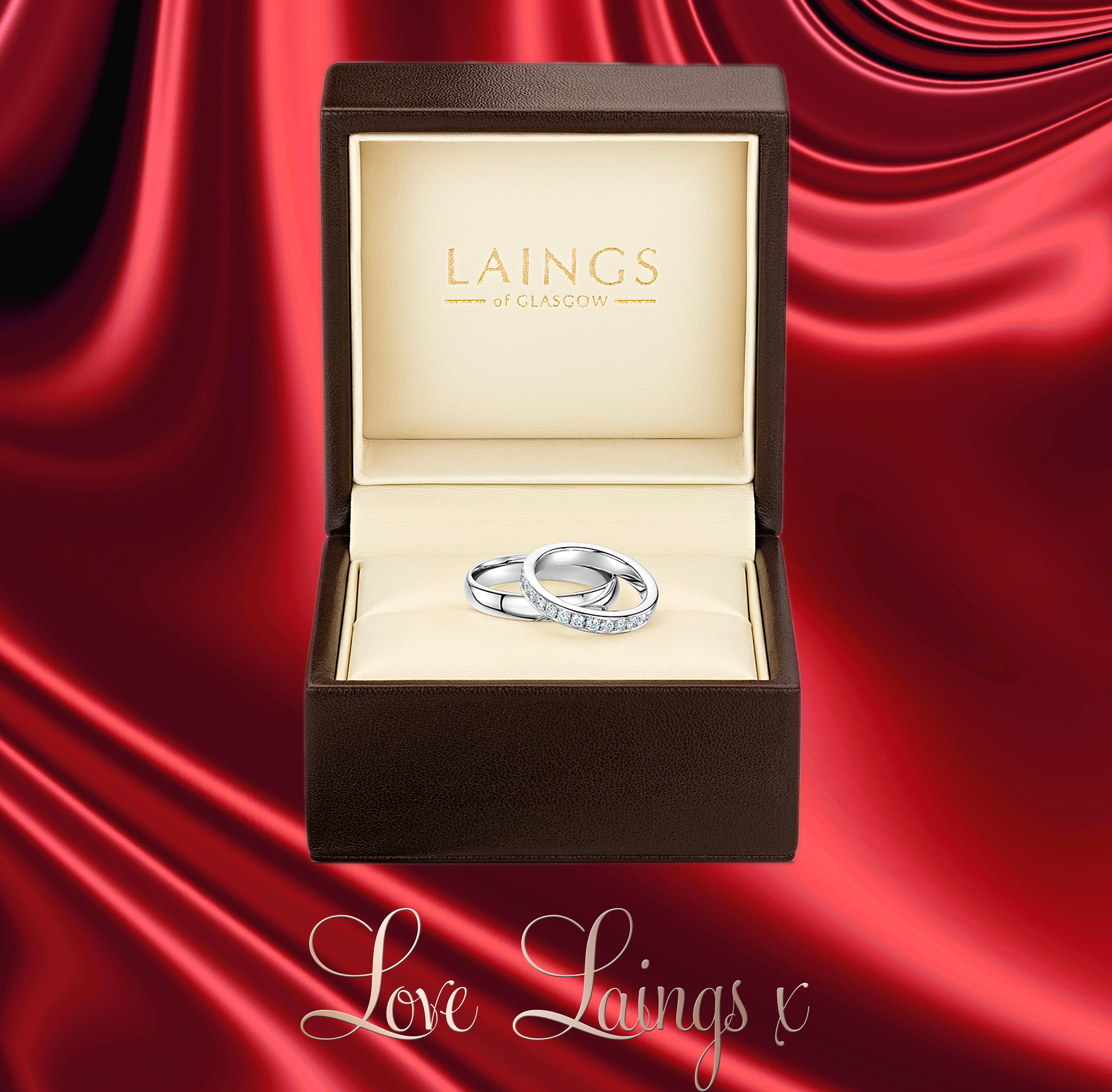 Luxury valentine 39 s gifts for her laings jewellers for Luxury gifts for her