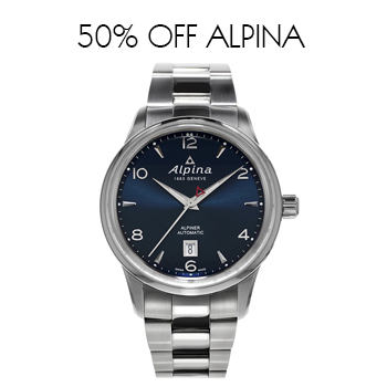 Alpina Sale - Alpina watch price