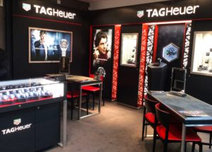526866721ef Heuer with our new and exclusive shop-in-shop feature in the Argyll Arcade,  Glasgow. For me, TAG Heuer is a fantastic world leading brand who offer a  large ...