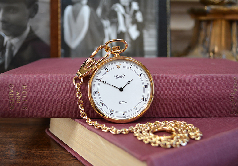 Rolex Cellini Pocket Watches