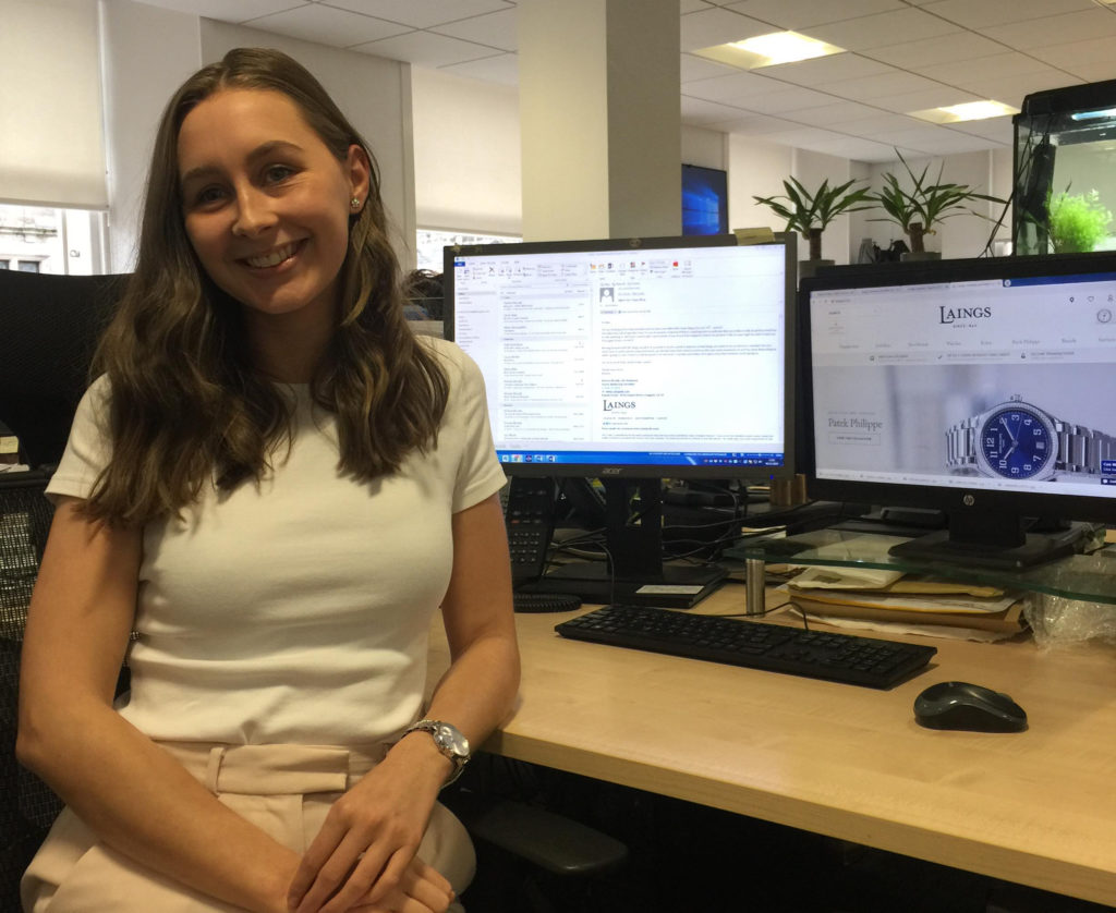 Meet the Team - Julia, from Marketing