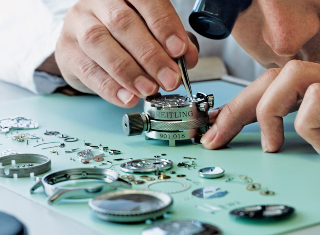 Watch Servicing and Repairs Services