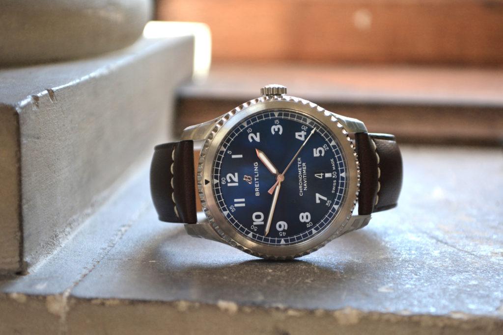 Breitling Aviator 8