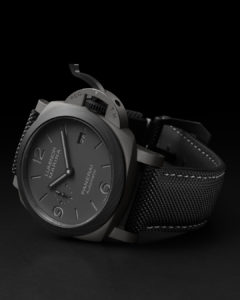 PAM1661 Side View Panerai watches and wonders