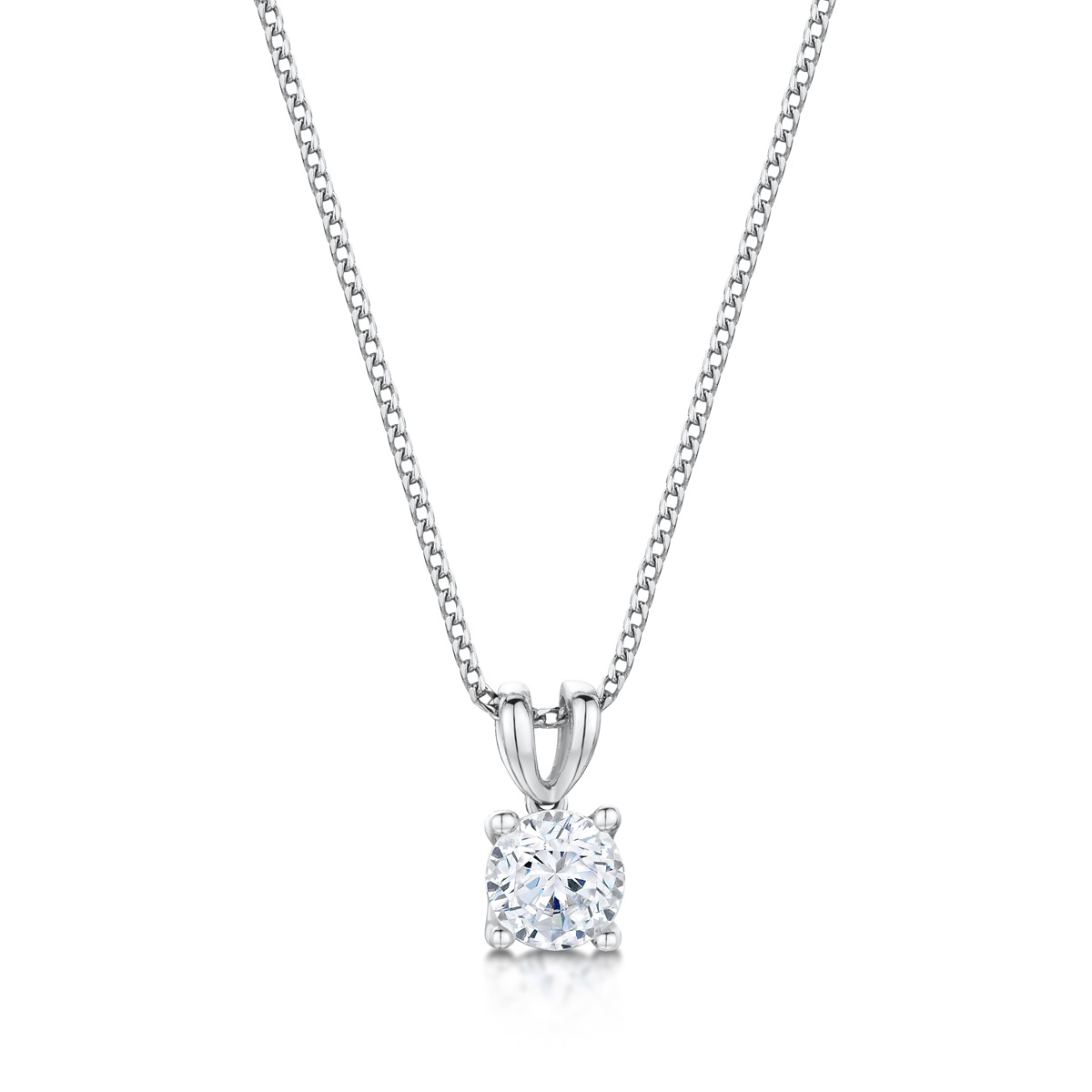 Esme Diamond Pendant