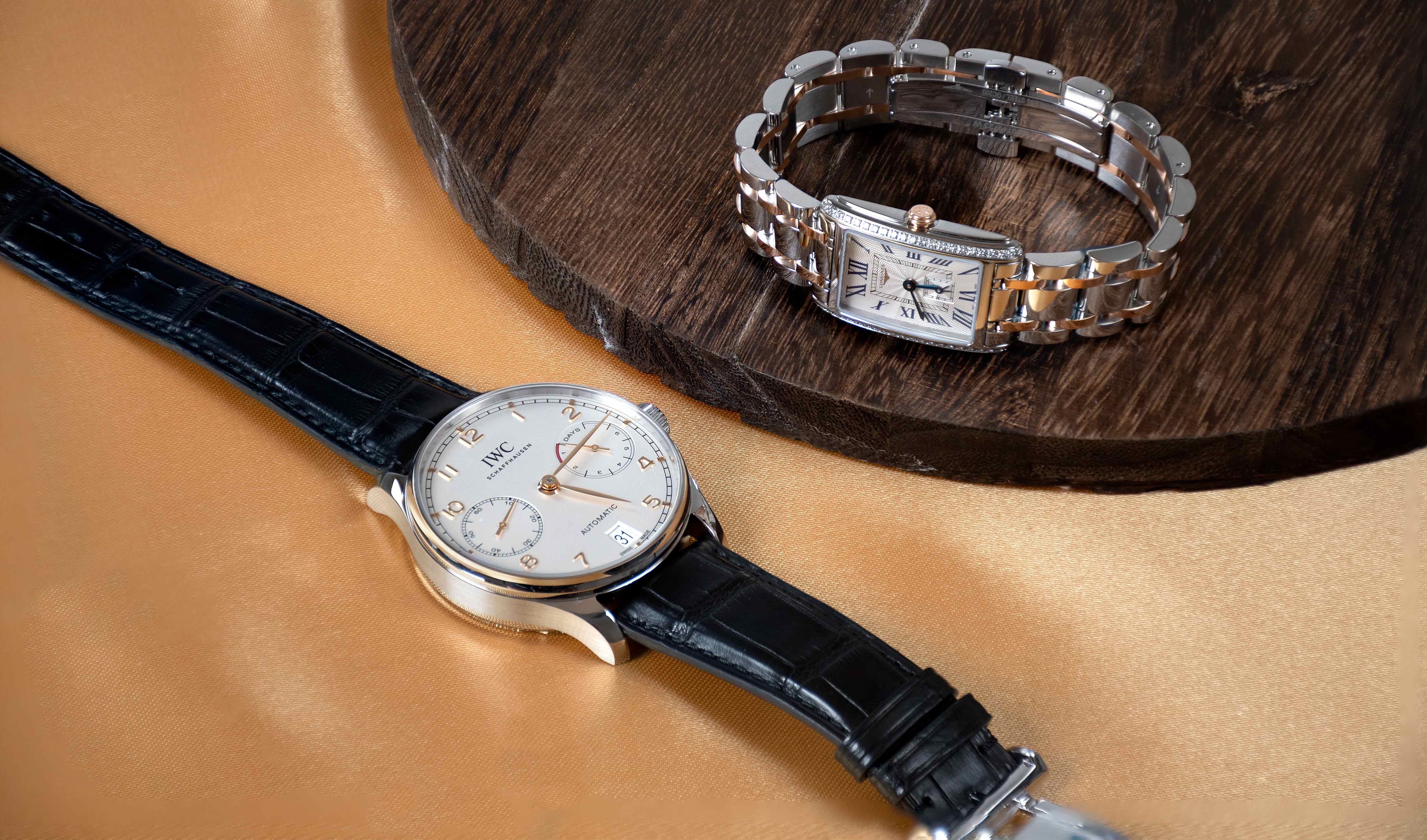 Luxury Watches for Autumn Style