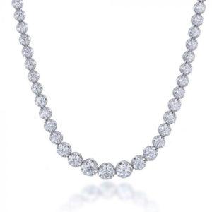 Diamond Necklet