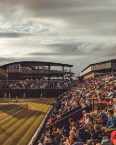 Lanson at Wimbledon