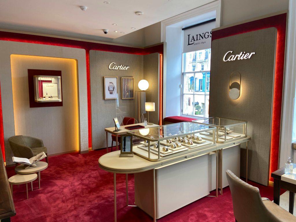 Cartier Laings