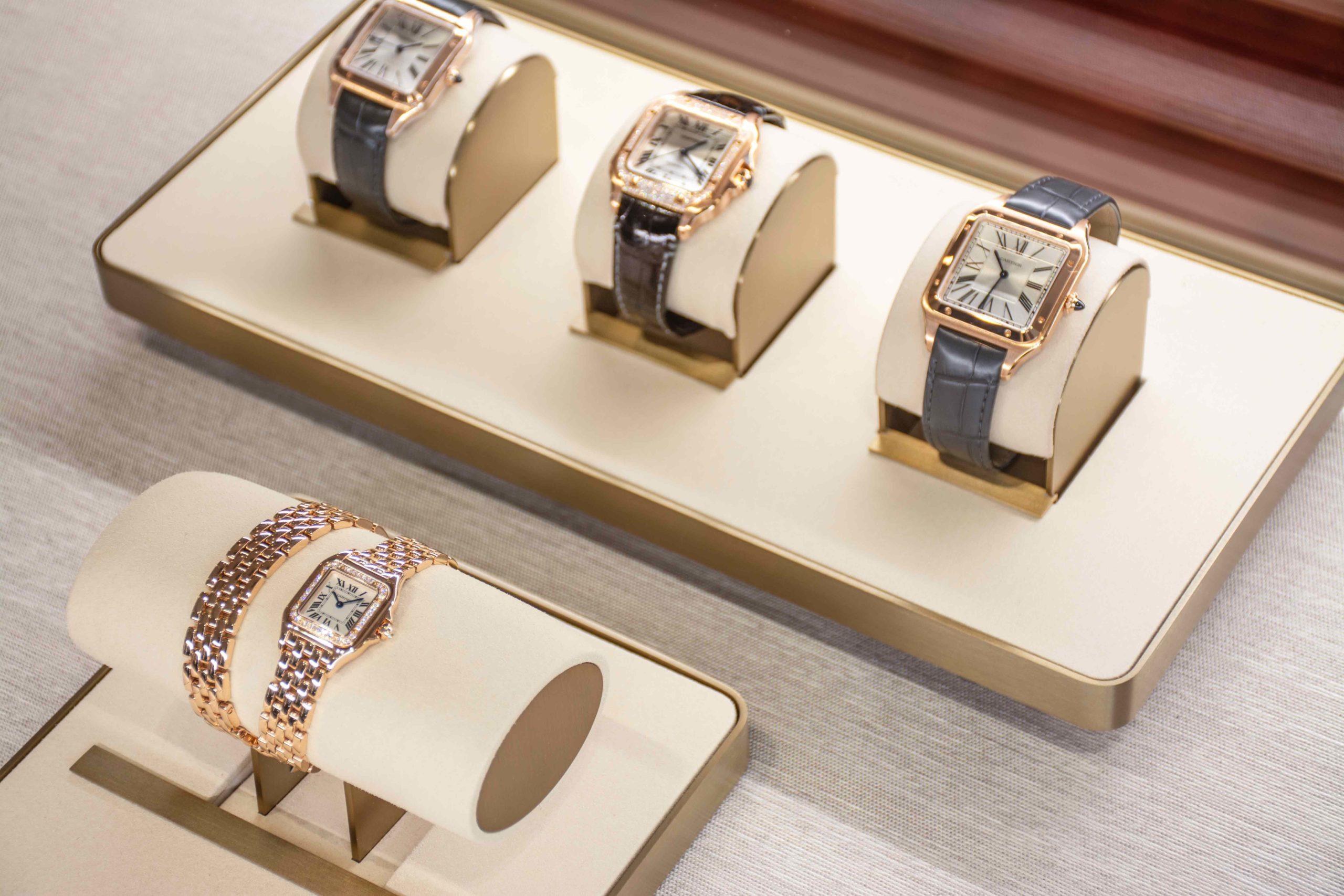 Cartier Precious Icons Santos