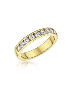 preowned diamond eternity ring