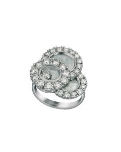 Chopard White Gold Happy Dreams Ring