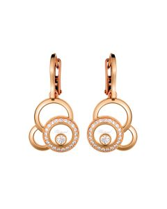 18ct Rose Gold Chopard Happy Dreams Earrings