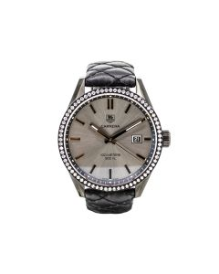 Pre-Owned TAG Heuer Carrera Ladies Watch WAR101BFC6367