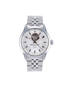pre-owned raymond weil watch
