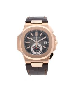 PO Rose Gold Patek. Front