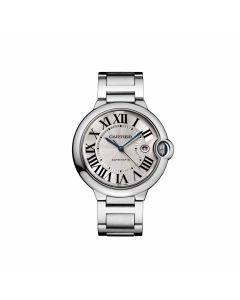 42mm Stainless Steel Ballon Bleu de Cartier