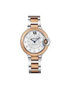 Cartier Ballon Bleu Unisex Watch W3BB0006