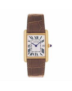 preowned cartier tank louis