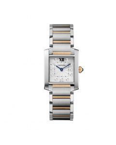 Pre-Owned Cartier medium Tank Francaise WE110005