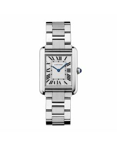 Small Cartier Tank Solo W5200013