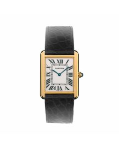Large Cartier Tank Solo