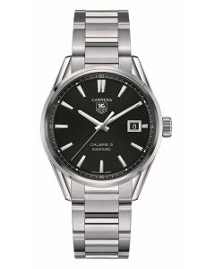 TAG Heuer Carerra Calibre 5 Gents Watch 39mm WAR211A.BA0782