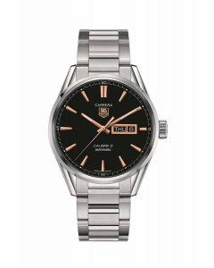 TAG Heuer Carrera Calibre 5 Gents Watch 41mm WAR201C.BA0723