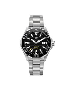 TAG Heuer Aquaracer Gents Watch 43mm WAY201A.BA0927