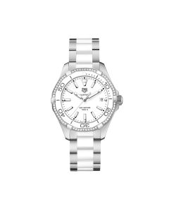 TAG Heuer Aquaracer Ladies Watch 35mm WAY131H.BA0914