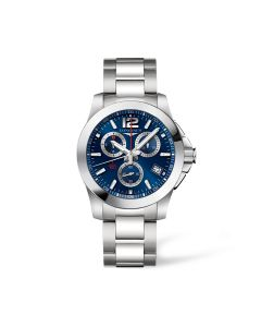 Longines Conquest Gents Watch 41mm L37004966