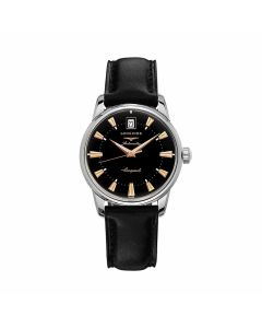 Pre-Owned Longines Conquest Heritage Gents Watch 35mm L16114522