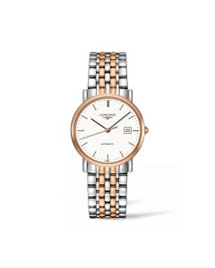 Pre-Owned Longines Elegant Collection Ladies Watch 34mm L48095127