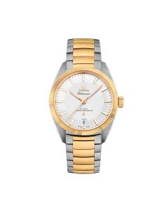 Pre-Owned Omega Constellation Globemaster Gents Watch 13020392102001