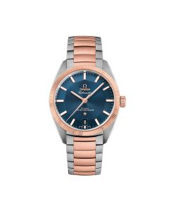 Pre-Owned Omega Constellation Globemaster Gents Watch 13020392103001