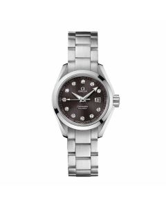 Omega Seamaster Aqua Terra Ladies Watch  23110306156001
