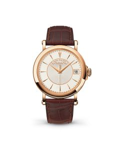 Patek Philippe Rose Gold Case Calatrava 5153R-001