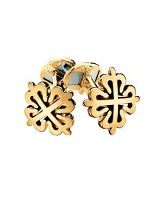Patek Philippe Yellow Gold Calatrava Cufflinks
