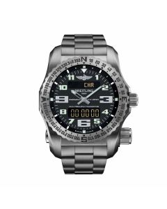 Breitling Emergency II Gents Watch 51.1mm E76325G1BC02159E
