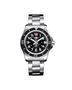Pre-Owned Breitling Superocean II Gents Watch 36mm A17312C9BD91179A