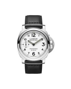 Panerai Luminor Marina 8 Days Acciaio Gents Watch PAM00563