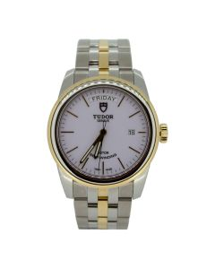 Pre-Owned Tudor Glamour Gents Watch M56003-0005
