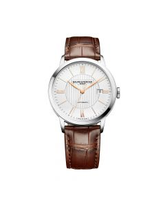 Pre-owned Baume & Mercier Classima Gents Watch 10263