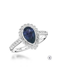 Diamond By Appointment Sapphir