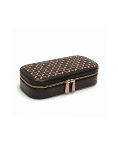 CHLOE ZIP BLACK JEWELLERY CASE