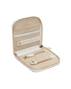 cream marrakesh travel case