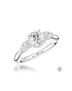 DBA Diamond Ring