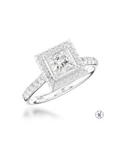 Skye Princess Sq 0.78ct