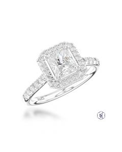 Skye Radiant 0.73ct