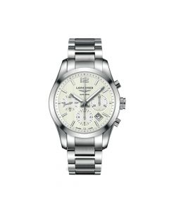 Pre-Owned Longines Conquest Classic Watch L27864766